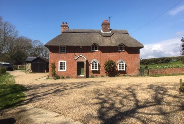 Thumbnail Cottage for sale in Angel Lane, Barton On Sea