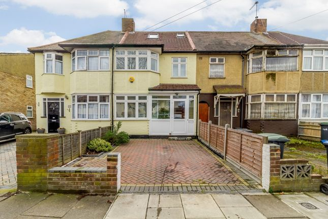 Thumbnail Semi-detached house for sale in Chestnut Road, Enfield, London