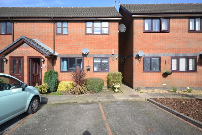 Thumbnail Flat for sale in Crofters Court, Red Street, Newcastle-Under-Lyme