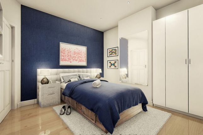 Flat for sale in Bevington Street, Liverpool