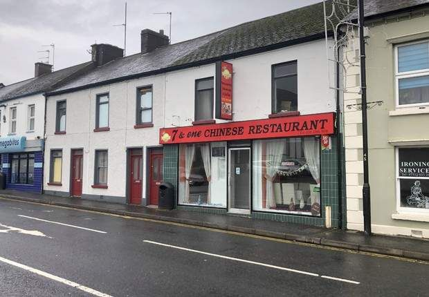 Thumbnail Restaurant/cafe for sale in Charles Street, Ballymoney, County Antrim
