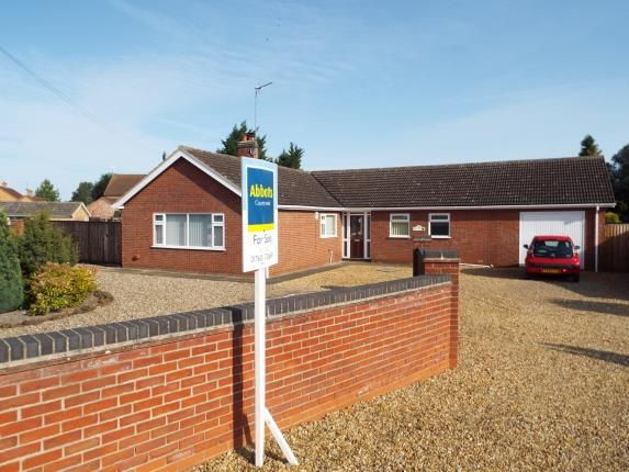 Thumbnail Bungalow for sale in Marham, Swaffham, Kings Lynn