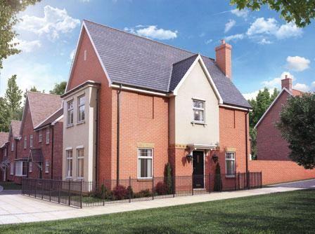Thumbnail Semi-detached house for sale in Buckton Fields, Northampton