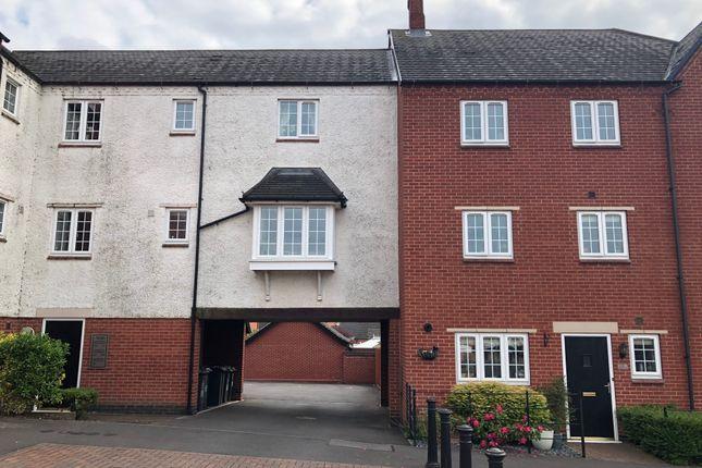 2 bed flat to rent in Salford Way, Church Gresley DE11