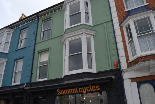 Thumbnail Flat to rent in North Parade, Aberystwyth, Ceredigion
