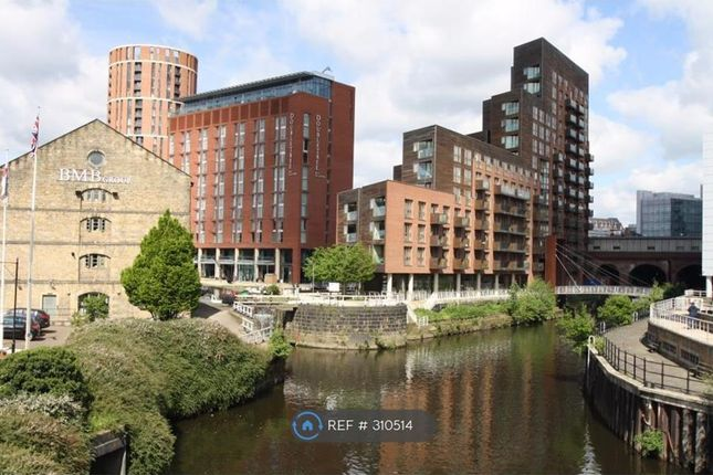 Thumbnail Flat to rent in Granary Wharf, Leeds