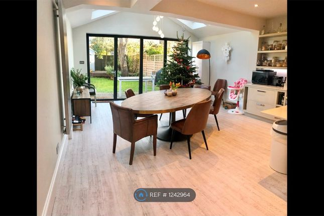 Thumbnail Terraced house to rent in Tranmere Road, London