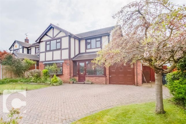 4 bedroom detached house for sale in Grenfell Park, Parkgate, Neston
