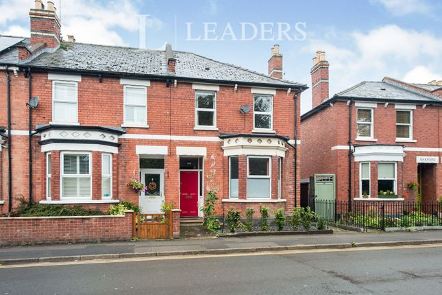 Thumbnail End terrace house to rent in Gloucester Road, Cheltenham, Glos