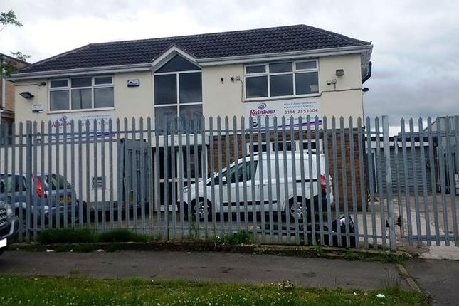 Thumbnail Warehouse to let in 74 Catley Road, Darnall, Sheffield