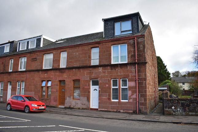 Thumbnail Flat for sale in Lennox Street, Dumbarton, West Dunbartonshire