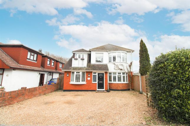 Thumbnail Detached house for sale in Edwin Place, Edwin Road, Gillingham