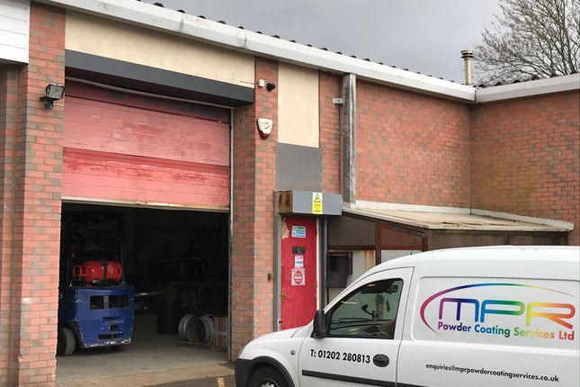 Thumbnail Light industrial to let in Blandford Road, Poole