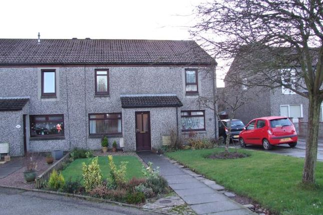 Thumbnail Terraced house to rent in Langdykes Crescent, Cove Bay, Aberdeen