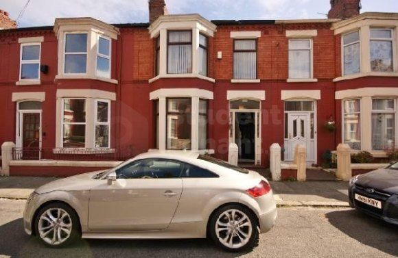Thumbnail Terraced house to rent in Willowdale Road, Liverpool, Merseyside