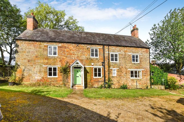 Thumbnail Detached house to rent in Old Forge Lane, Preston Capes, Daventry, Northamptonshire