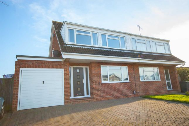3 bed semi-detached house to rent in Downsway, Springfield, Chelmsford CM1