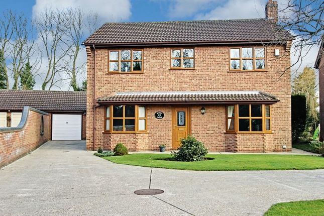 Thumbnail Detached house for sale in North End, Goxhill, Barrow-Upon-Humber