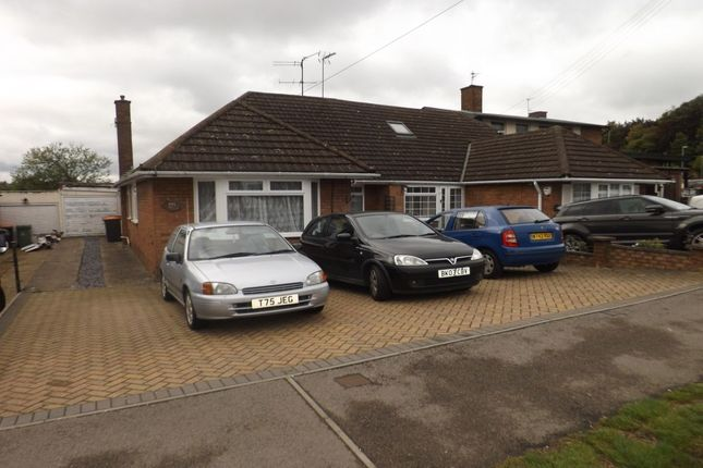 Thumbnail Bungalow for sale in Poynters Road, Dunstable