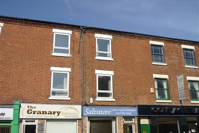 Thumbnail Flat to rent in Chilwell Road, Beeston