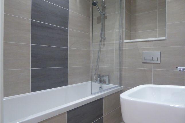 Bathroom of Summit House, Greyfriars Road, Reading RG1