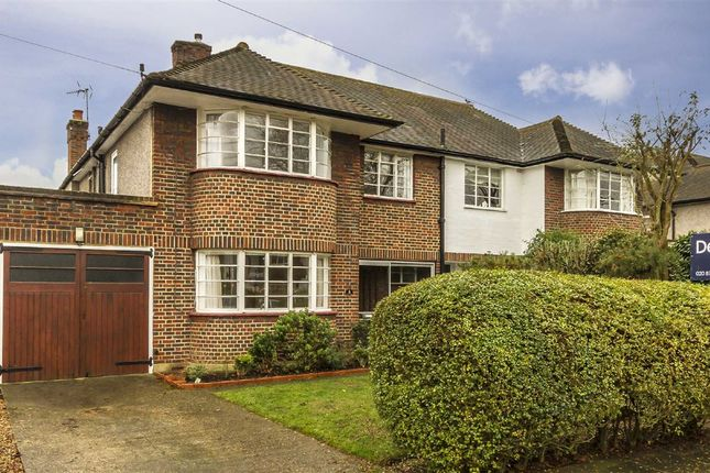 Thumbnail Semi-detached house for sale in Beresford Avenue, Twickenham