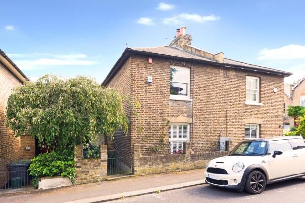 Thumbnail Semi-detached house for sale in Orchard Road, Highgate, London