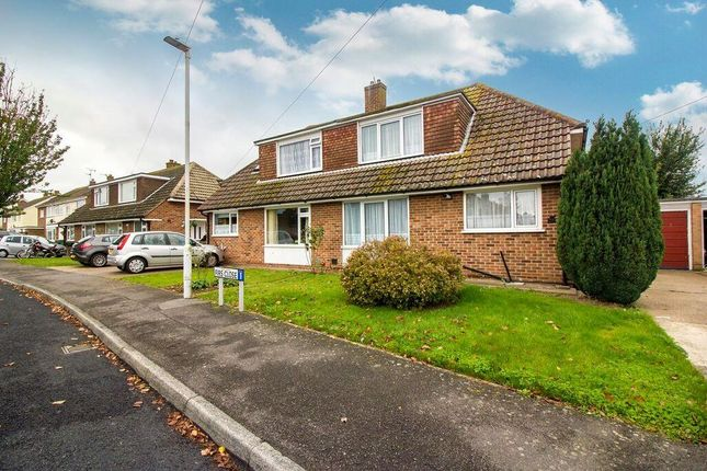 Thumbnail Semi-detached bungalow for sale in Firs Close, Folkestone