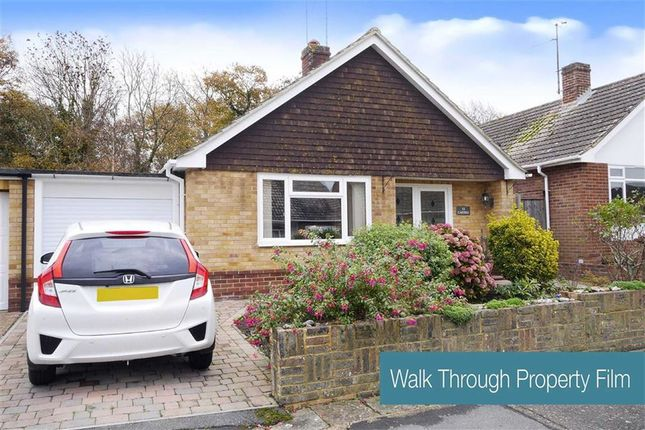 Thumbnail Detached bungalow for sale in The Drive, Hailsham