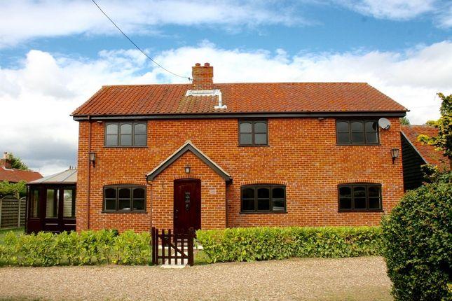 Thumbnail Detached house for sale in Hoxne Road, Denham, Eye
