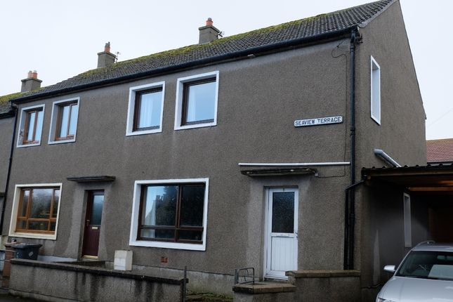 Thumbnail Property for sale in Seaview Terrace, Thurso