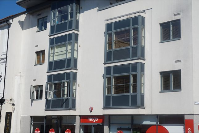 Thumbnail Flat for sale in 1 North Street, Plymouth