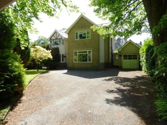 Thumbnail Detached house for sale in Burlington Road, Buxton, Derbyshire