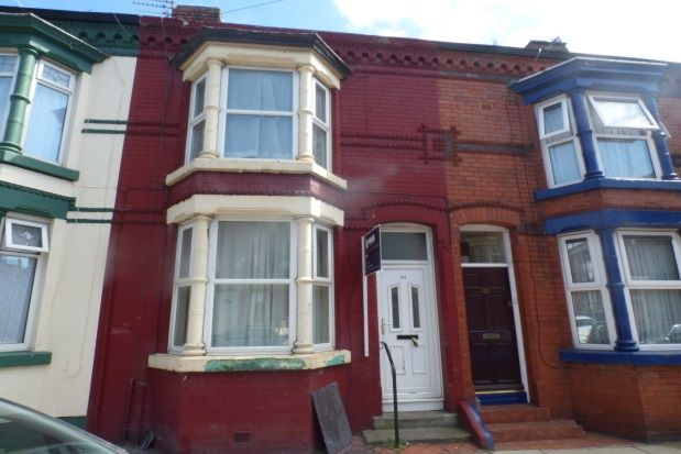Thumbnail Property to rent in Hartwell Street, Litherland