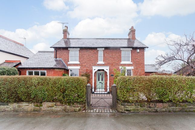 Thumbnail Detached house for sale in Chester Road, Rossett