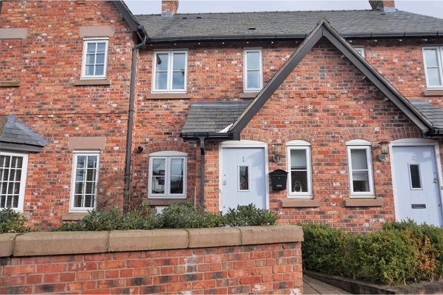 Thumbnail Terraced house for sale in Brereton Close, Tarvin, Chester