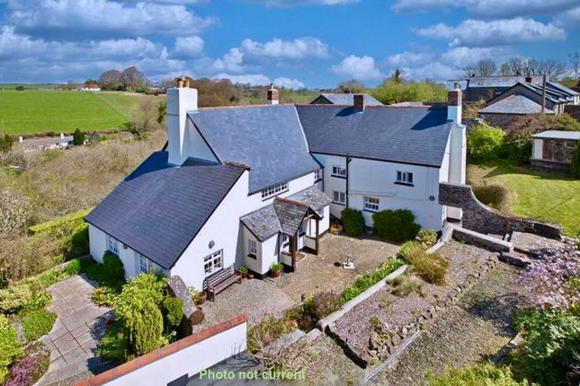 Thumbnail Detached house for sale in Beaford, Winkleigh