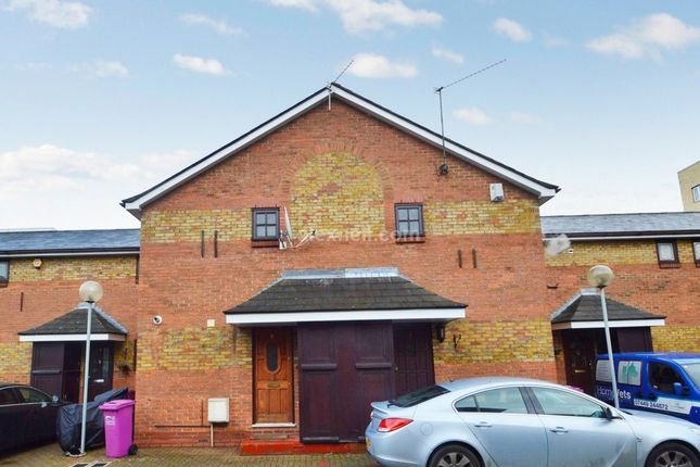 Thumbnail Terraced house for sale in Athol Square, London