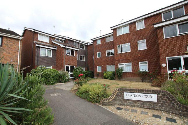 Thumbnail Flat to rent in Claydon Court, Caversham, Reading, Berkshire