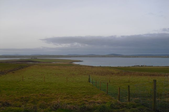 Thumbnail Land for sale in Deerness, Orkney