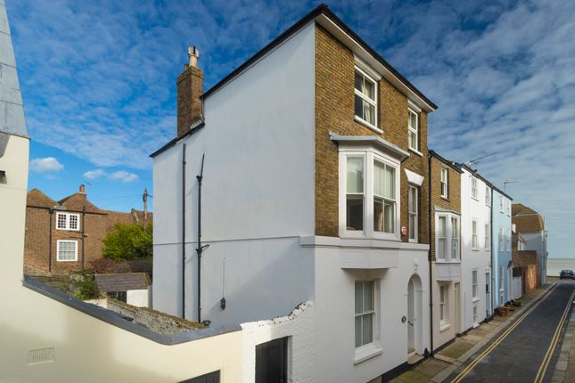 Thumbnail Town house for sale in Silver Street, Deal