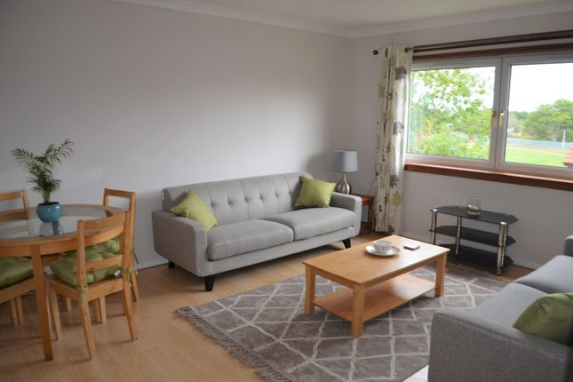Thumbnail Flat to rent in Millburn Street, Falkirk