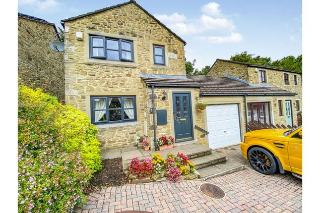 3 bed link-detached house for sale in Longacre Lane, Haworth BD22
