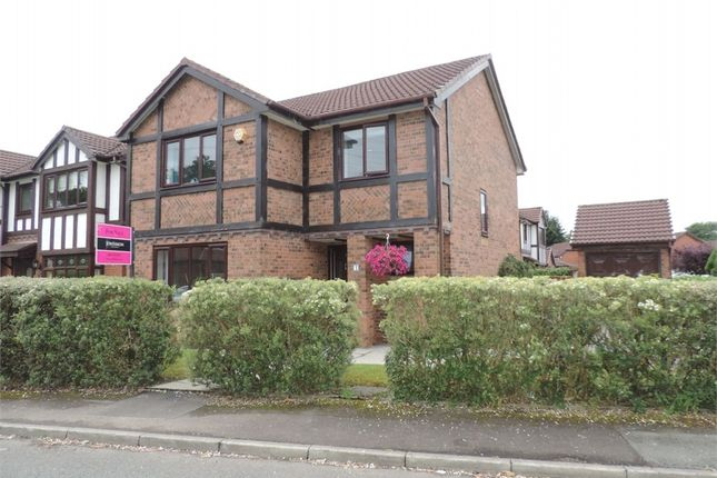 Thumbnail Detached house for sale in Berkeley Crescent, Radcliffe, Manchester