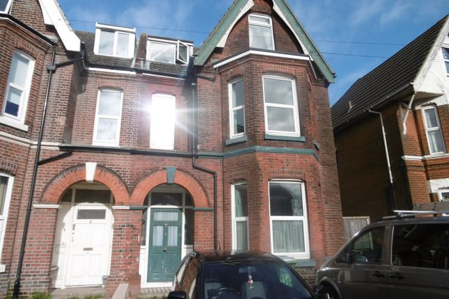 Thumbnail Semi-detached house for sale in Howard Road, Southampton