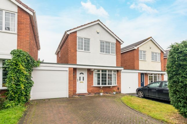 Thumbnail Link-detached house to rent in Loxley Road, Sutton Coldfield