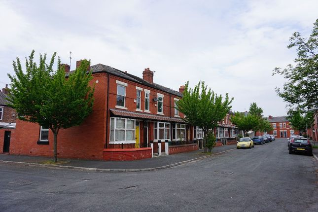 Thumbnail Terraced house to rent in Burdith Avenue, Rusholme