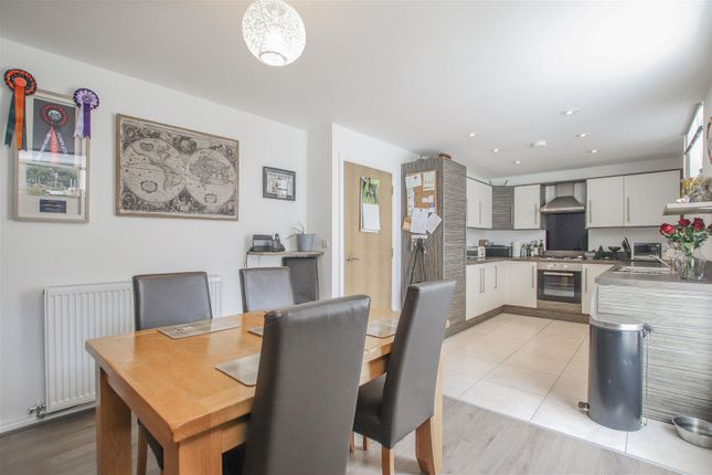 3 bed town house for sale in Floats Mill, Trawden, Colne BB8