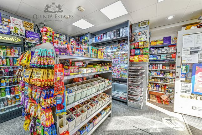 Thumbnail Retail premises for sale in Church St, Marylebone, London