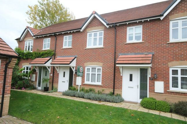 3 bed terraced house for sale in Hermitage, Thatcham, Berkshire